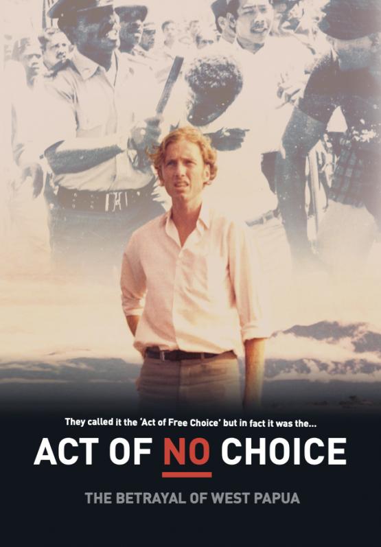 Act of No Choice DVD