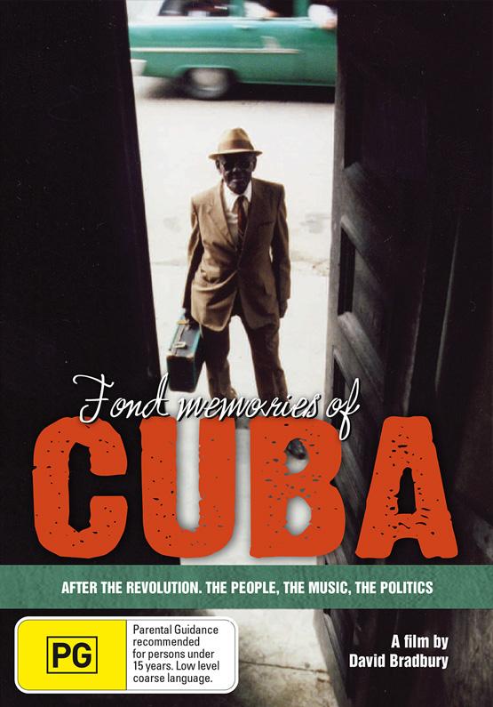 Fond Memories of Cuba DVD